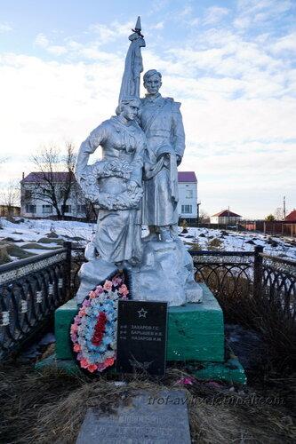 Памятник ВОВ, Грибцово