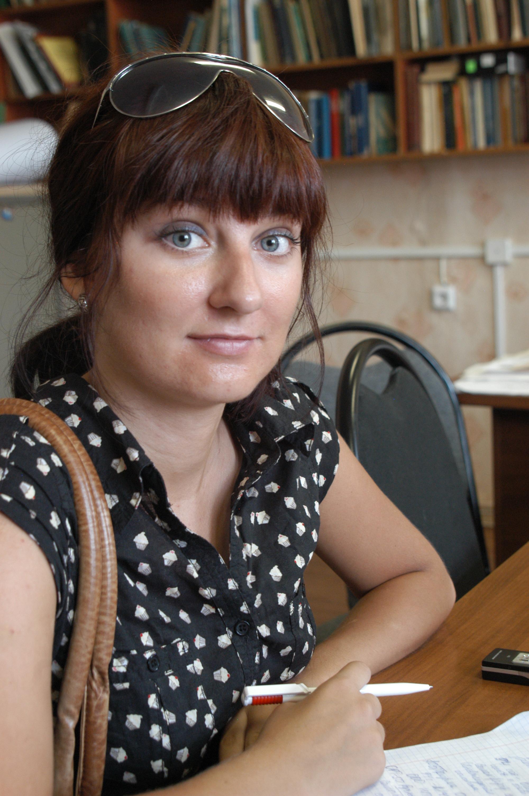 НЕКРЫЛОВА Наталья Алексеевна