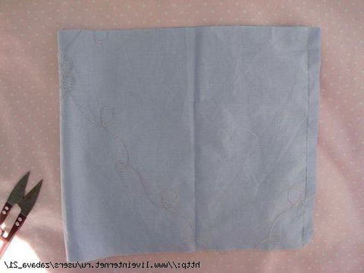 Как сшить красивую сумку-мешок