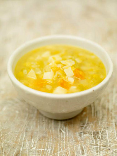 Рецепты постных блюд. Как приготовить картофельный суп
