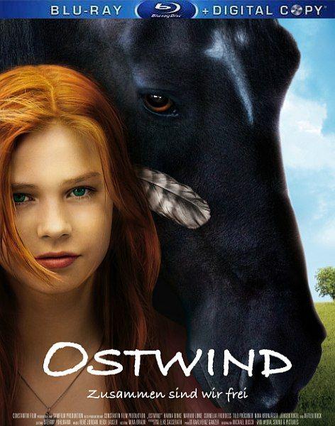 Восточный ветер / Ostwind - Zusammen sind wir frei (2013) HDRip