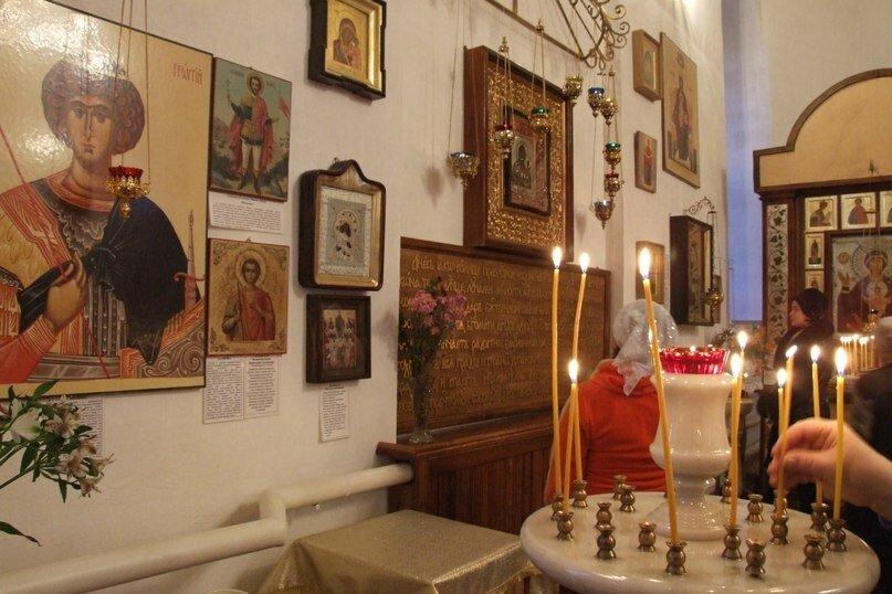 Образа святых (16.04.2014)