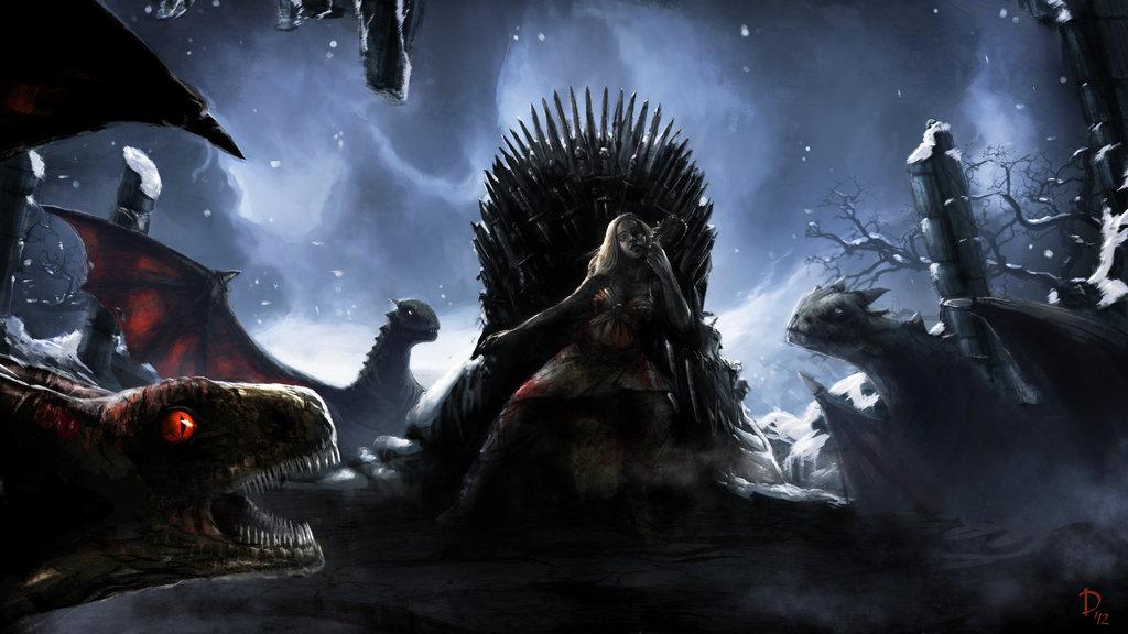 Игры престолов АРТ