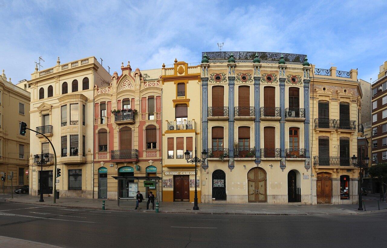 Castellon de la Plana, Plaza de la Independencia, Castellon de La Plana, Independence Square