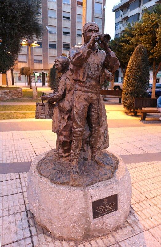 Castellon de la Plana, Castellon de La Plana, Plasa de la Olivera-olive tree square