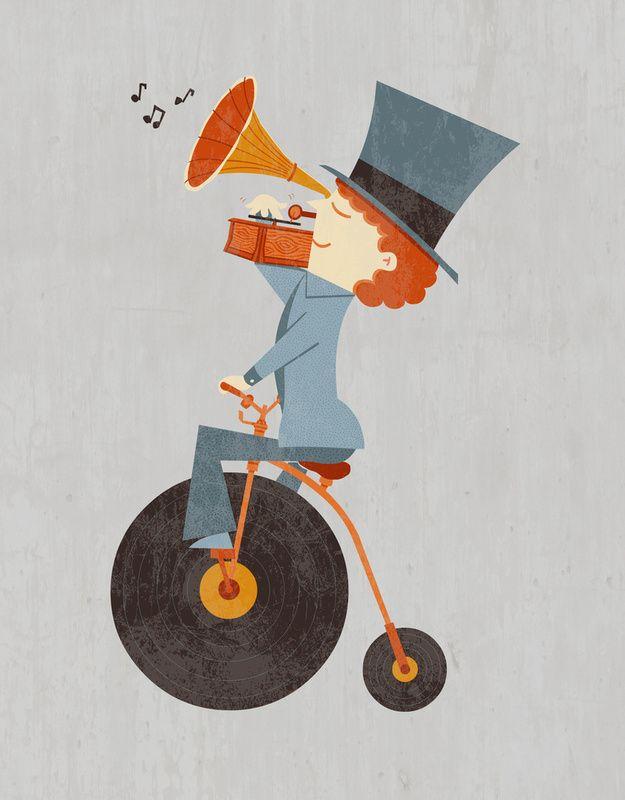 Иллюстрации от Teo Zirinis