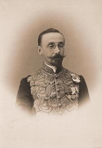 Толстой Иван Иванович (1818-1916) - граф, государственный деятель,  министр народного просвещения (1905-1906), член Государственного Совета (с 1905 г.), нумизмат и археолог. Портрет.