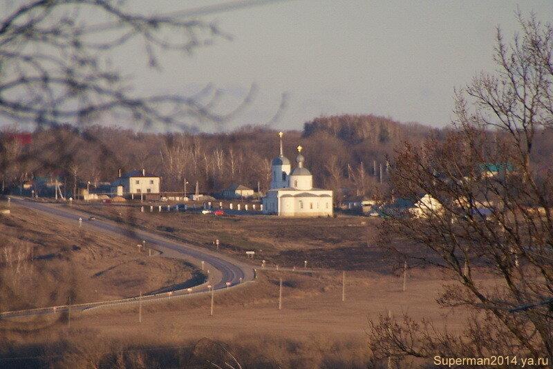 село Болховское - церковь Параскевы Пятницы