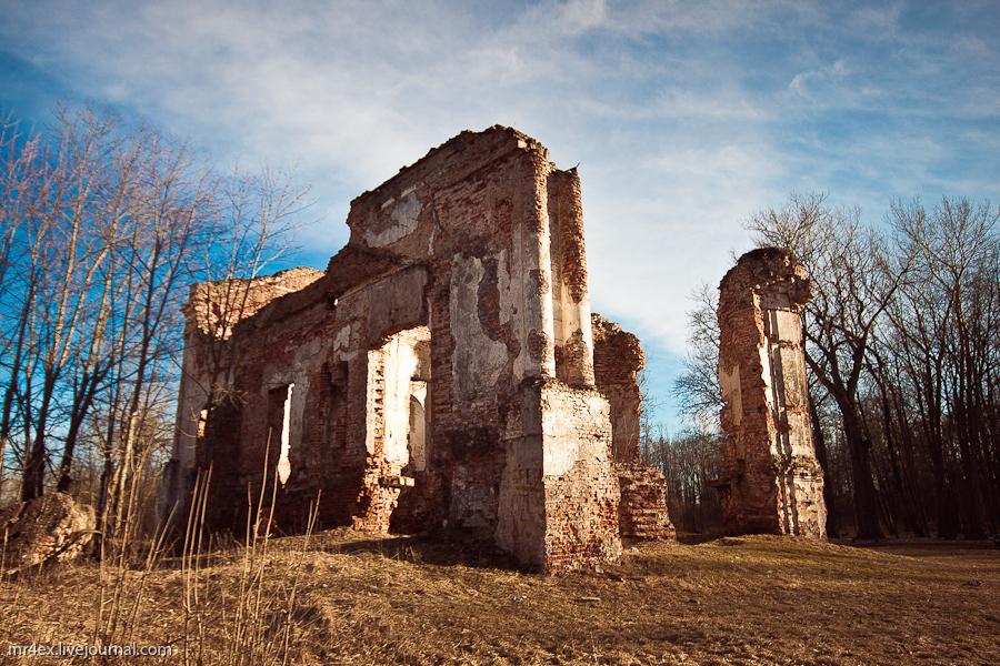 Беларусь, Освея, Освейский дворец, усадьба Гильзенов