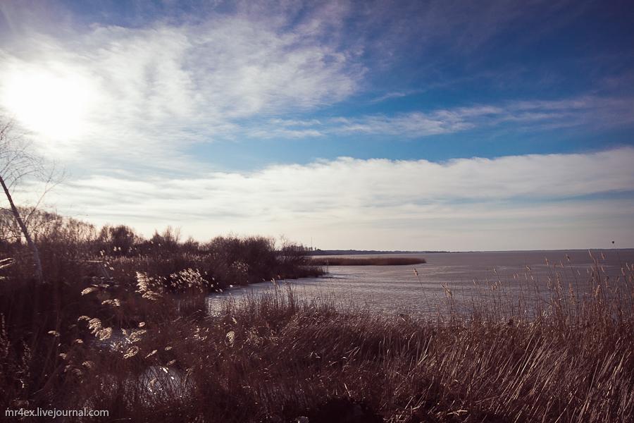 Беларусь, Освея, Освейское озеро