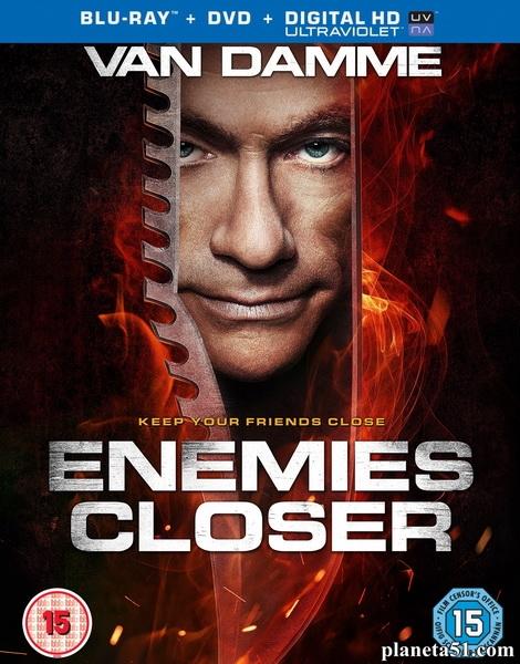 Близкие враги / Enemies Closer (2013/BDRip/HDRip)