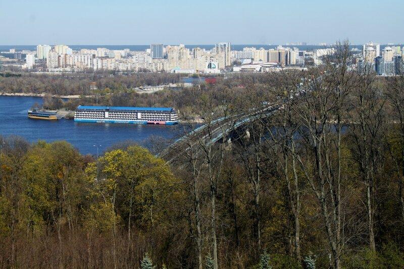 киев днепр