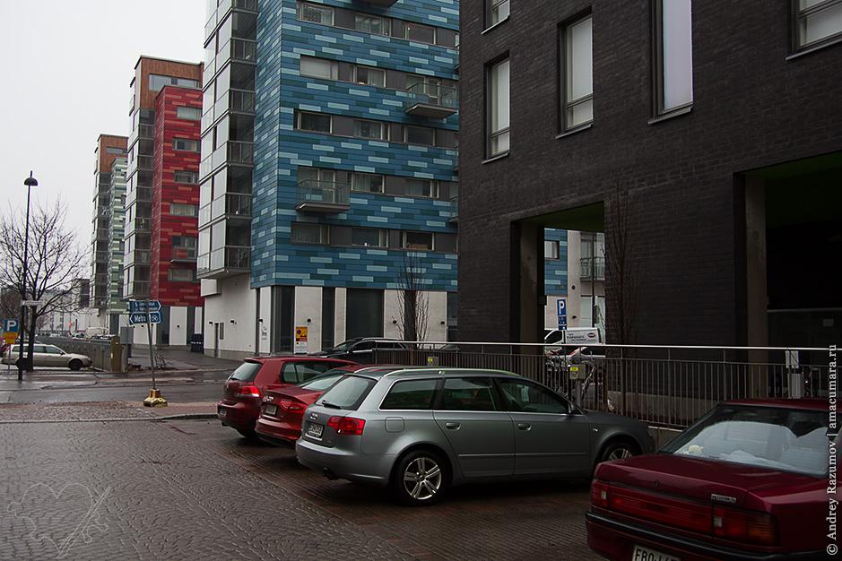 Цветной Хельсинки