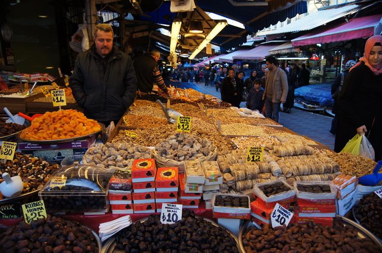 рынок в Бурсе