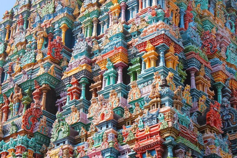 Храм Шивы.