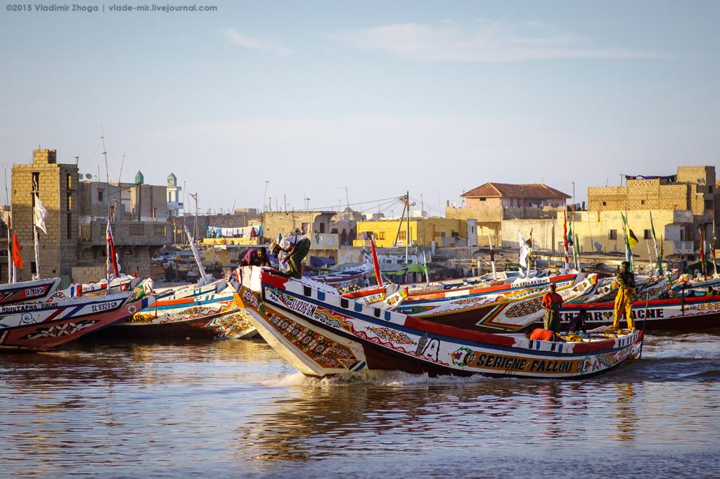 Сент Луи, Сенегал