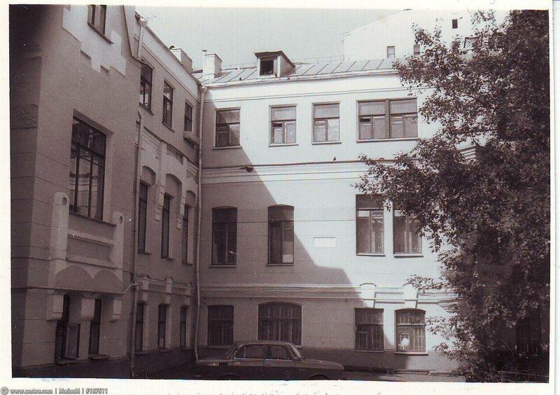 Садовая-Самотечная улица, дом 6