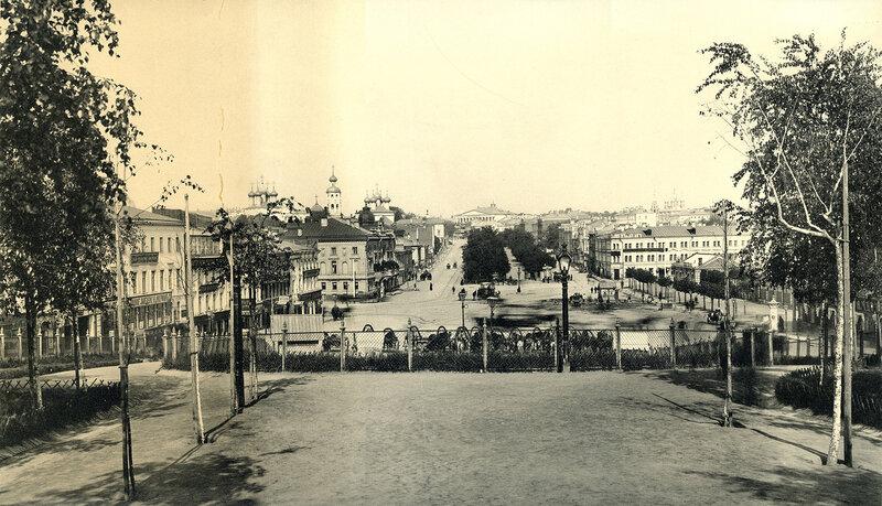 Трубная, 1890-е гг.