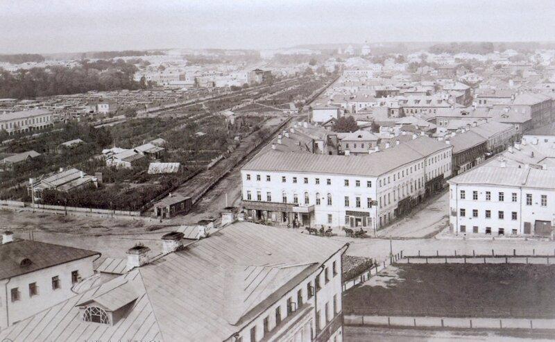 Цветной бульвар, 1870-е