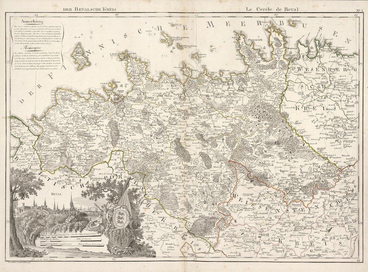 15. 1796. Ревельский уезд