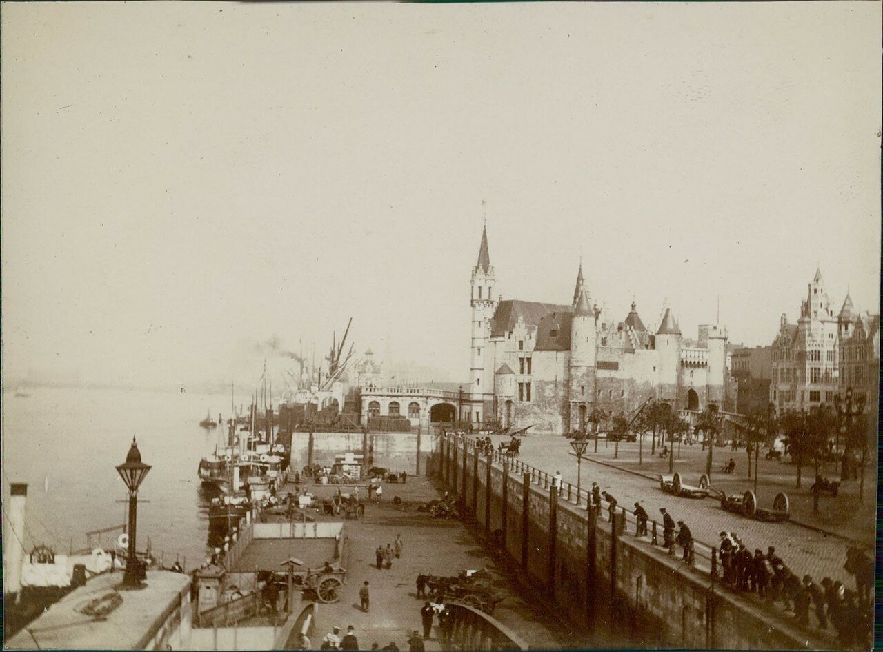 1900-е. Замок Стен