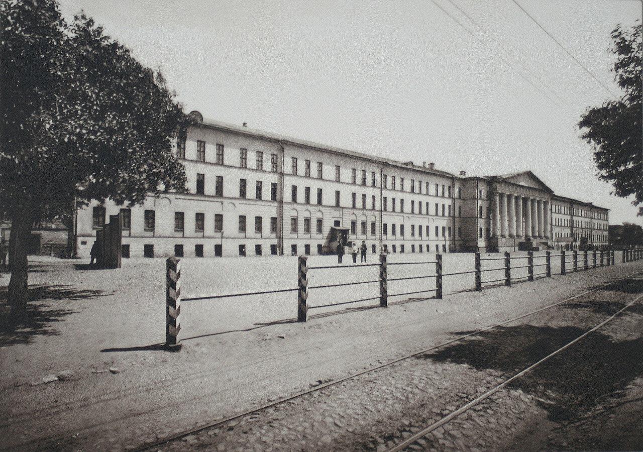 680. Покровские казармы. 1910-е