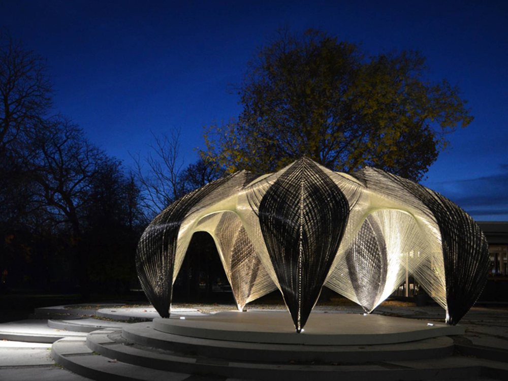 ICD/ITKE Research Pavilion 2012