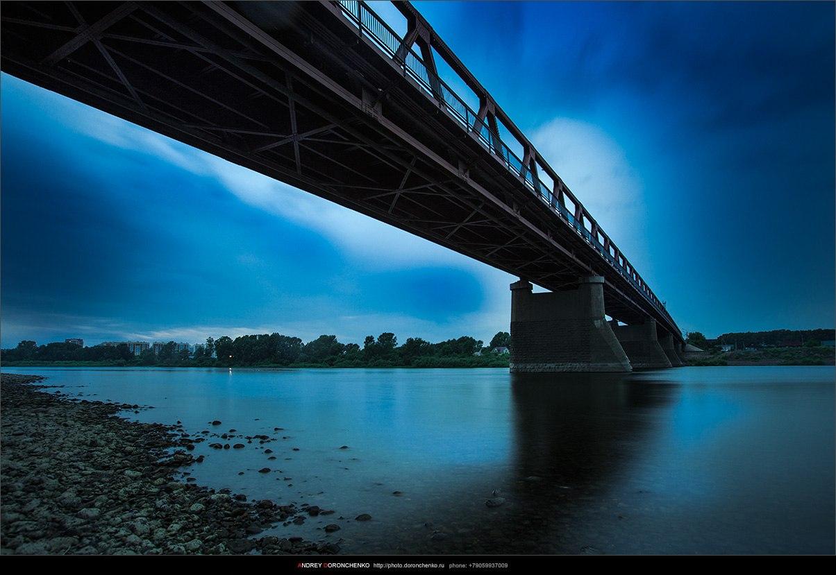 Томь, Новокузнецк