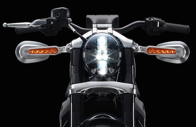 электрический байк Harley-Davidson