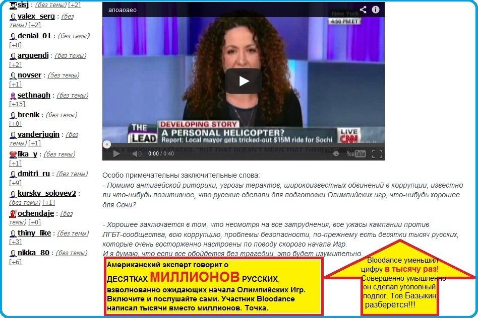 CNN, подлог, Сочи, Олимпиада