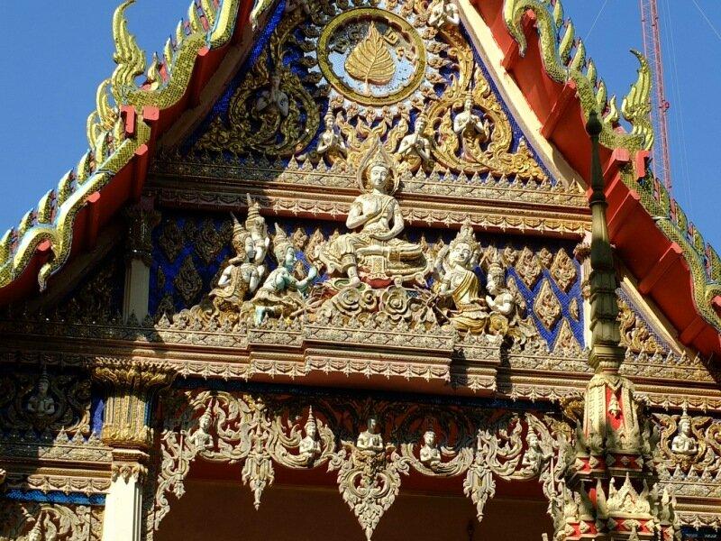 буддистский храм таиланд