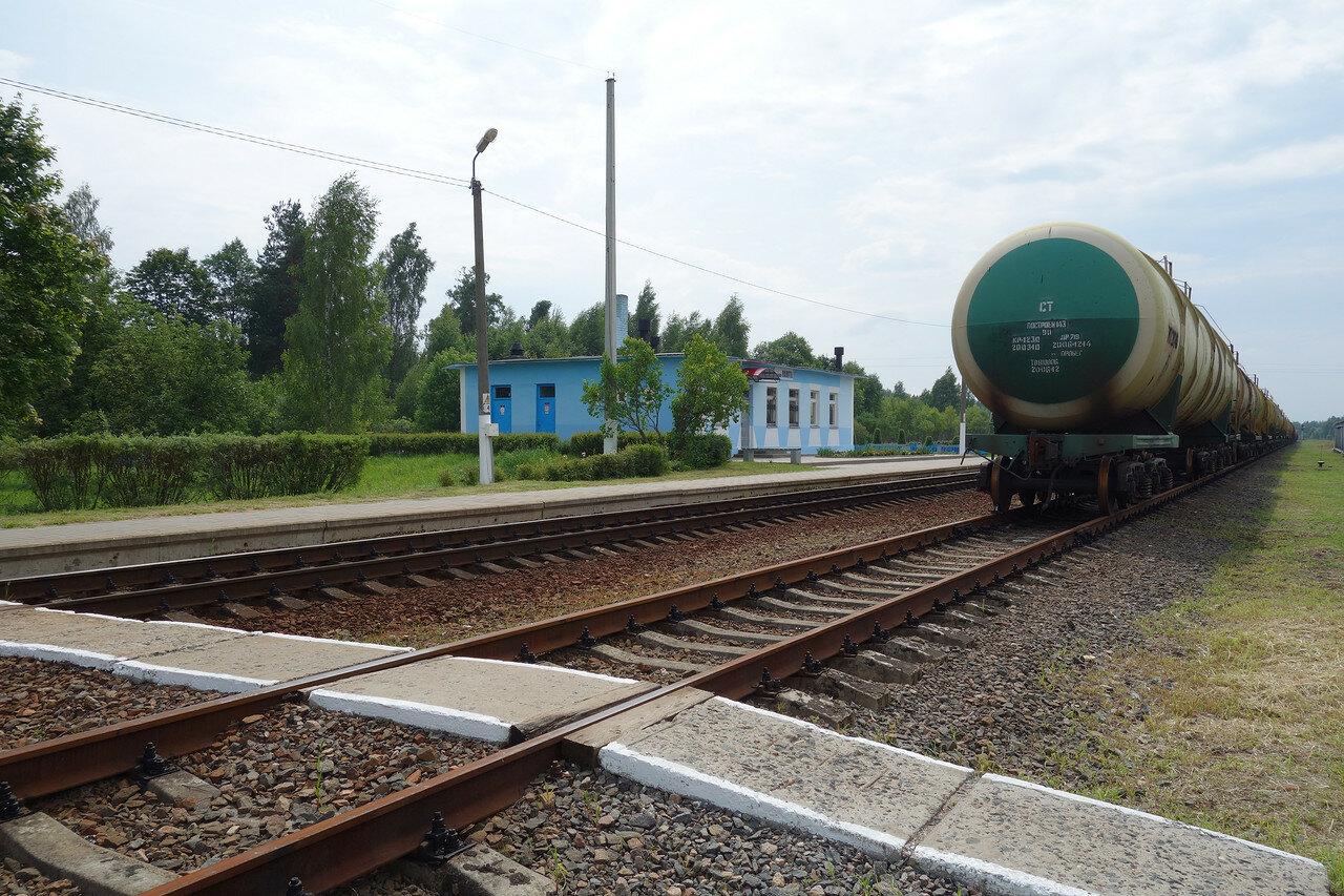 станция Полота