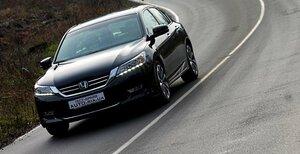 Выбираем авто со строгим дизайном — Honda Accord