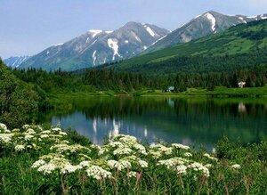 Путешествуем вместе — жемчужина США, Аляска