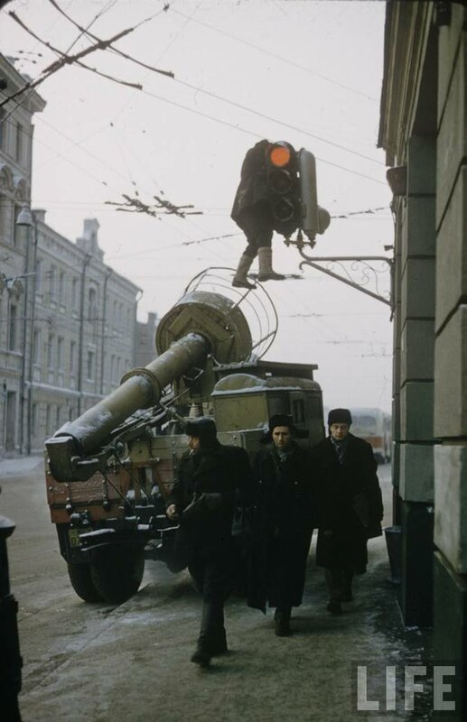 The Winter of Moscow 1959