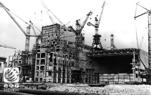 Сегодня - годовщина катастрофы на Чернобыльской АЭС