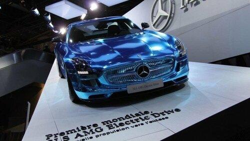 Законопроект об электромобилях