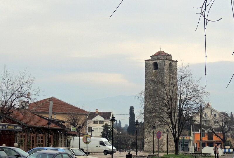 Подгорица, столица Черногории