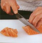 5 основных способов резки продуктов для сашими и суши