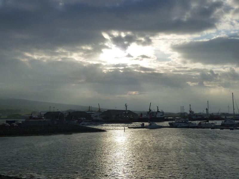 Бухта Киркуолла