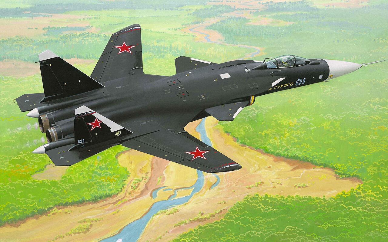 Су-47, гадкий утёнок