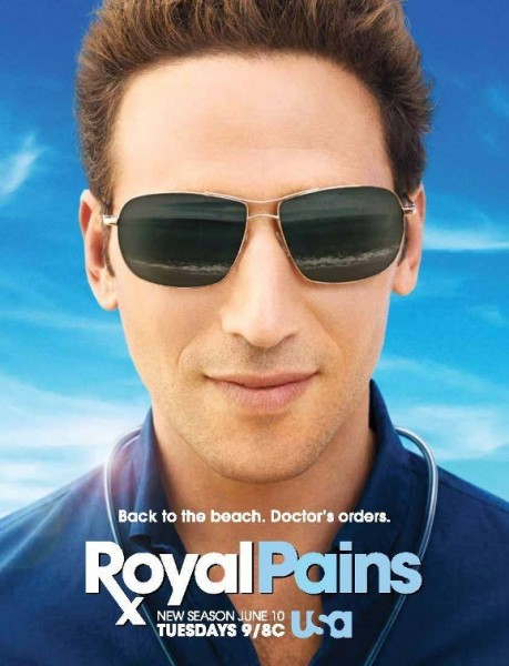 ������� ������ ���� (������� ������) / Royal Pains - ����� 6, ����� 1-7 [2014, WEB-DLRip] (NewStudio)