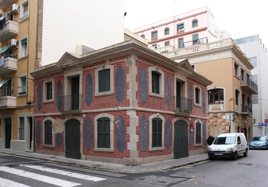Барселонета. Дом Порро (Casa del Porró)