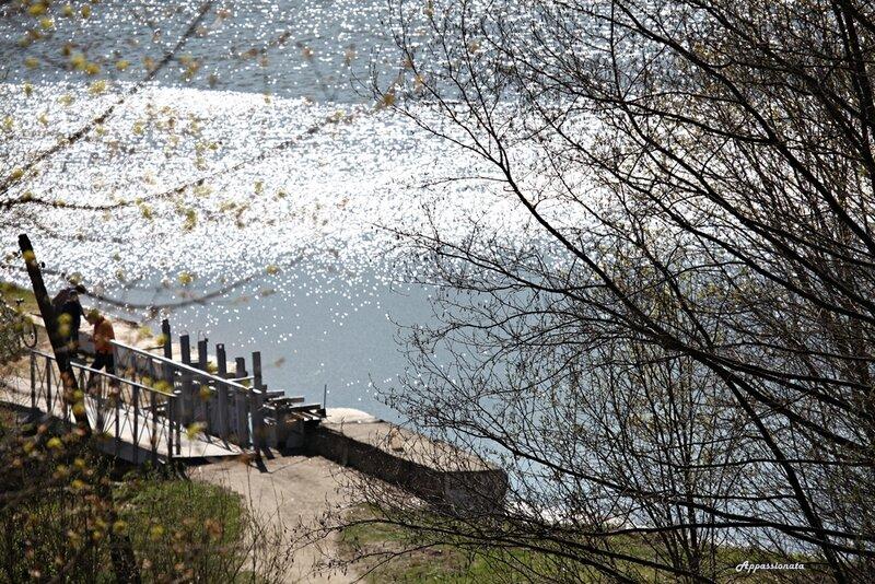 Весна в Суханово