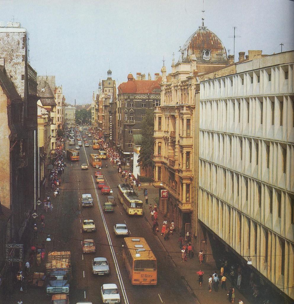 5. Улица Ленина — центральная улица Риги, которая начинается от Памятника Свободы («Милды») и идет ч