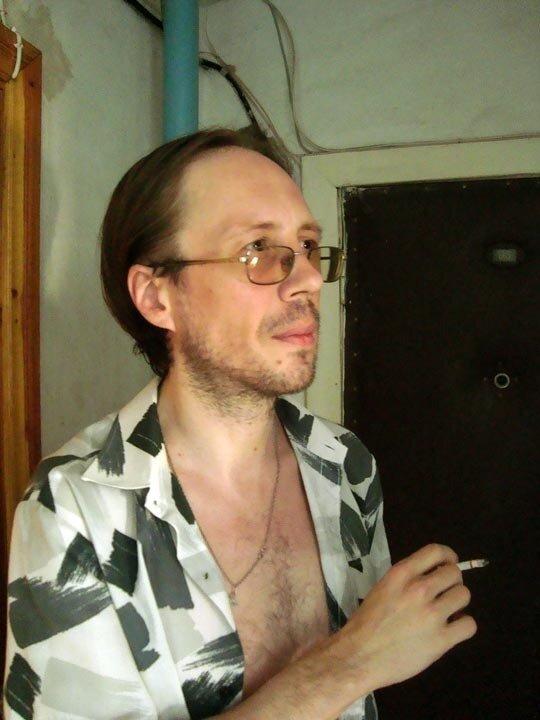 Андрей Поляков, Симферополь. Фото Александр Барбух