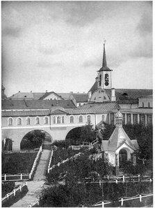 Соловетский монастырь. Царская колокольня и галереи. 1908-1910 гг.