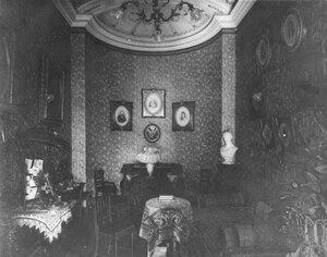 Спальня в особняке купца Л.Л.Кенига.