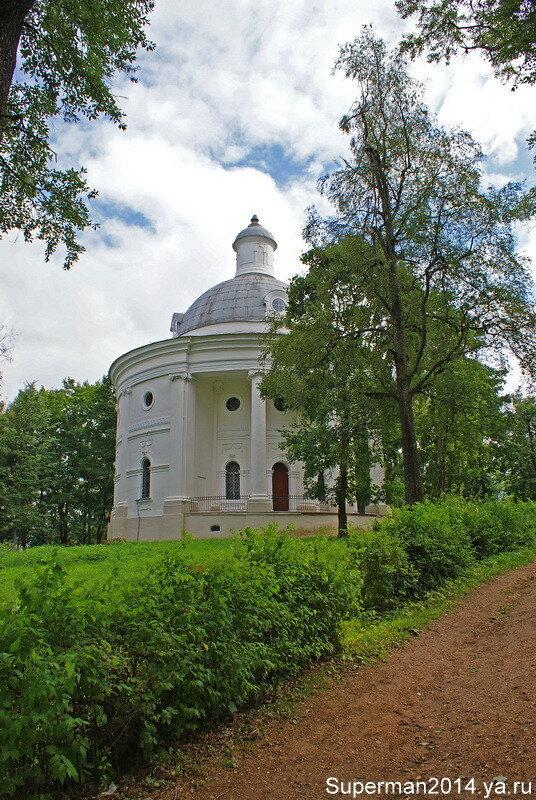 Валдай - Музей колокольчиков (Церковь Великомученицы Екатерины)