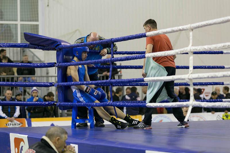 Бокс фото анапа